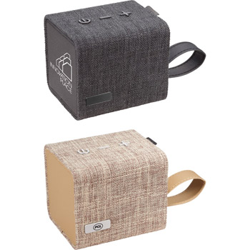 Fortune Fabric Bluetooth Speaker