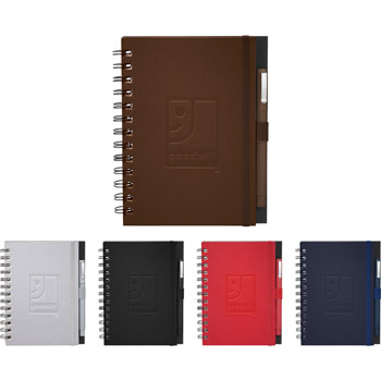 Ambassador Spiral JournalBook Bundle Set