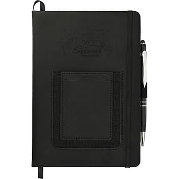 "5.5"" x 8.5"" Vienna Phone Bound JournalBook Bundle"