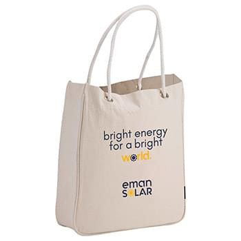 HOT DEAL - 6 oz. Organic Cotton Canvas Carry-All Tote