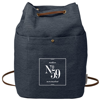 Field & Co. 16oz Cotton Canvas Convertible Tote