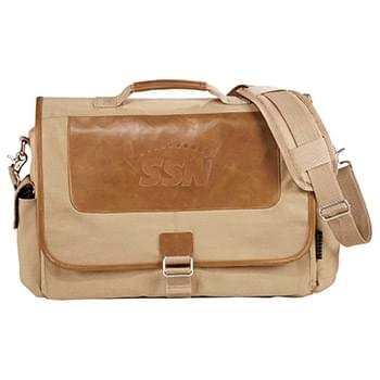 "Field & Co.® Cambridge 15"" Computer Messenger Bag"