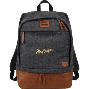 "Field & Co.® Campster Wool 15"" Computer Backpack"