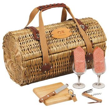 Picnic Time Verona Wine Basket