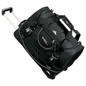 "High Sierra® 22"" Carry-On Rolling Duffel Bag"