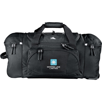 "High Sierra® 26"" Wheeled Duffel"