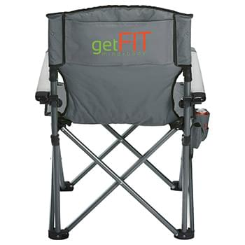 High Sierra® Deluxe Camping Chair (300lb Capacity)