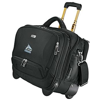 High Sierra® Integral Deluxe Wheeled Compu-Case
