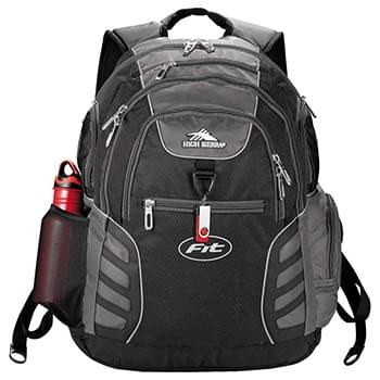"High Sierra Big Wig 17"" Computer Backpack"