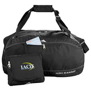 "High Sierra® 24"" Pack-N-Go Duffel Bag"