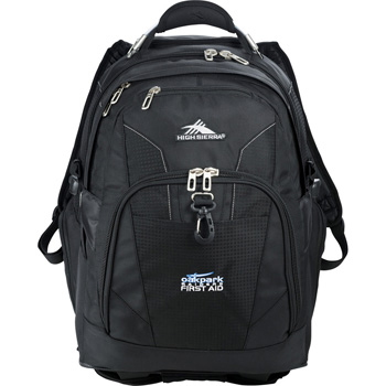 High Sierra® Elite Wheeled Compu-Backpack