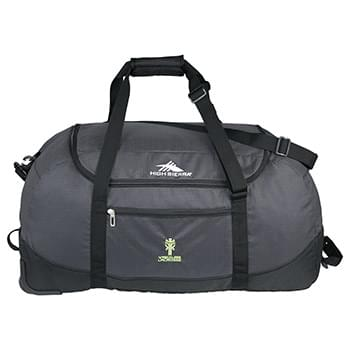"High Sierra® Packable 30"" Wheel-N-Go Duffel"