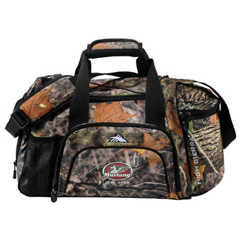 "High Sierra 22"" Switchblade King's Camo Duffel"