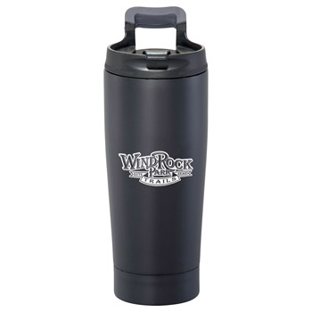High Sierra Blackout Vacuum Tumbler 17oz