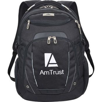"High Sierra XBT Deluxe TSA 15"" Computer Backpack"