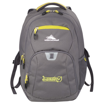 "High Sierra BTS 15"" Computer Backpack"