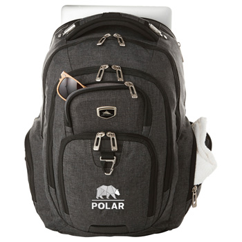 "High Sierra Business 17"" Computer Backpack"