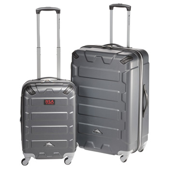 High Sierra®  2pc Hardside Luggage Set