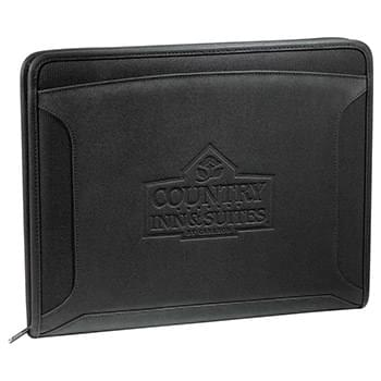 Case Logic® Conversion Zippered Tech Padfolio