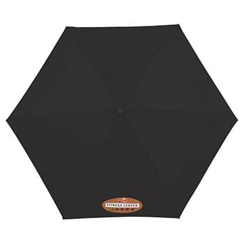 "38"" totes® 4 Section Auto Open/Close Umbrella"