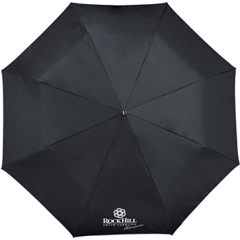 "44"" totes® Titan 3 Section Auto Open/Close Umbrella"