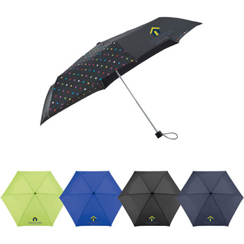 "totes 39"" Folding Mini Umbrella"