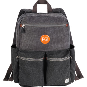 "Alternative® Retro 15"" Computer Backpack"