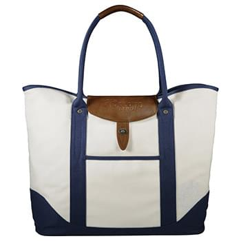 Cutter & Buck® Legacy Cotton Canvas Boat Tote