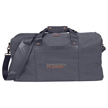 "Cutter & Buck® Bainbridge Slim 20"" Duffel"