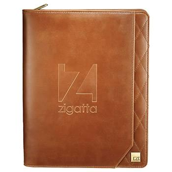 Cutter & Buck Bainbridge Zippered Padfolio