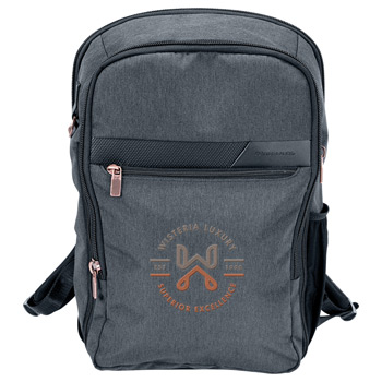 "Cutter & Buck Bainbridge Slim 15"" Computer Backpac"