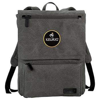 "Kenneth Cole Canvas 15"" Computer Backpack"