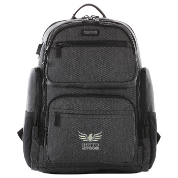 "Kenneth Cole® Double Pocket 15"" Computer Backpack"